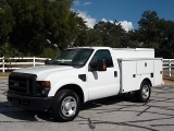 Ford Super Duty F-350 SRW Utility 2008