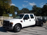 Ford Super Duty F-350 DRW Crew Cab Flatbed 2008