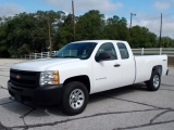 Chevrolet Silverado 1500 4WD Extended Cab Long Bed 2010