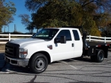 Ford Super Duty F-350 Extended Cab DRW Flat Bed 2008