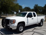 GMC Sierra 2500HD Extended Cab 2008