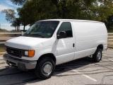 Ford Econoline Cargo Van E250 2005