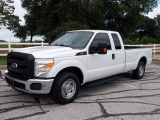 Ford Super Duty F-250 SRW Extended Cab XL 2011
