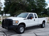 Ford Super Duty F-350 SRW Extended Cab FX4 2013