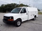 Chevrolet Express 3500 Utility Diesel 2008