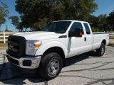 Ford Super Duty F-250 SRW Supercab 4x4 2012
