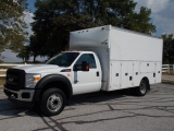 Ford Super Duty F-450 DRW 14' Utility 2011