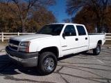Chevrolet Silverado 2500HD Crew Cab LS 4x4 2004