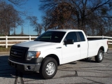 Ford F-150 X-Cab Longbed XL with HD payload package 2011