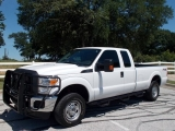 Ford Super Duty F-250 Extended Cab FX4 2013