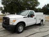 Ford Super Duty F-250 Utility Truck XL 2011