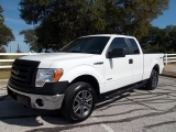 Ford F-150 Extended Cab 4x4 2012