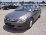 Honda Accord Sdn 2007