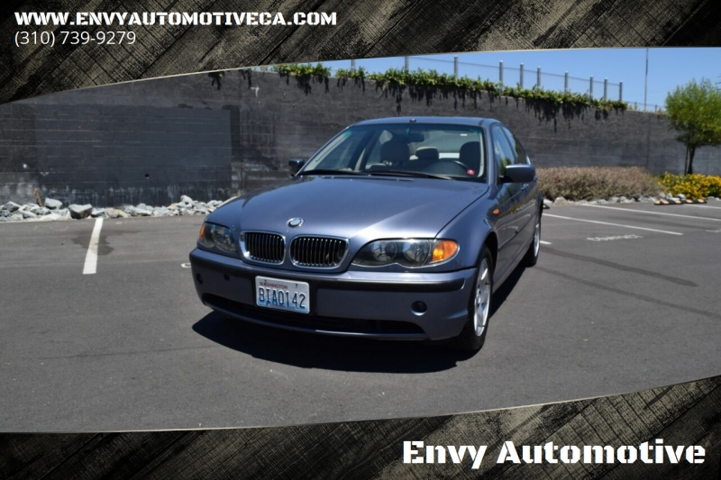 2002 bmw 3 series 325i 4dr sedan cars - studio city, ca at geebo