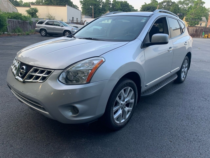2011 nissan rogue sv awd 4dr crossover cars - north chelmsford, ma at geebo