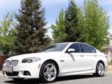BMW 5 Series 550I 2014