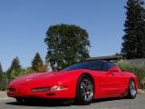 Chevrolet Corvette Supercharged Z06 2003