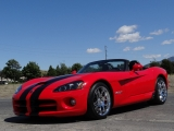 Dodge Viper SRT-10 Supercharged Convertible 2006