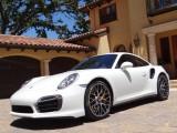 Porsche 911 Turbo S 2014