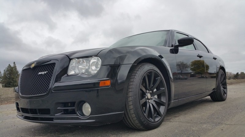 2008 chrysler 300c srt8 black 2008 chrysler 300 model. Black Bedroom Furniture Sets. Home Design Ideas