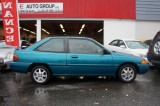 Ford ESCORT LX 5SPD LOW KMS 1995