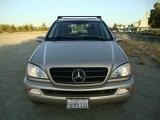 Mercedes-Benz M-Class 2002