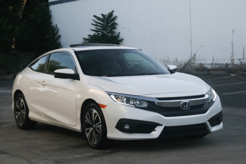 Honda Civic Coupe EX-T CVT 2018