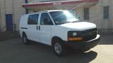 Chevrolet Express Cargo Van 2010