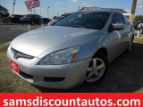 Honda Accord Cpe 2003