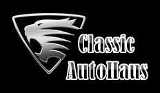 Classic AutoHaus. (214) 299-9512