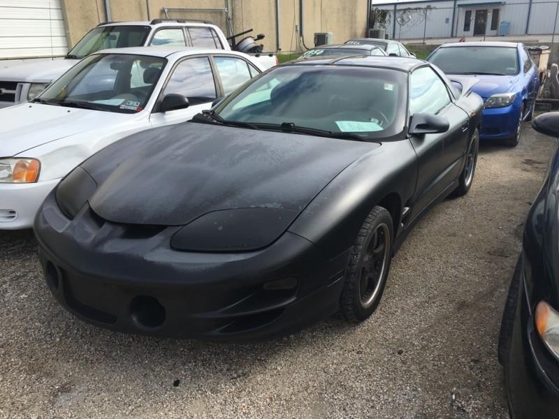 1999 pontiac firebird 1999 pontiac car for sale in killeen tx 4061889401 used cars on. Black Bedroom Furniture Sets. Home Design Ideas