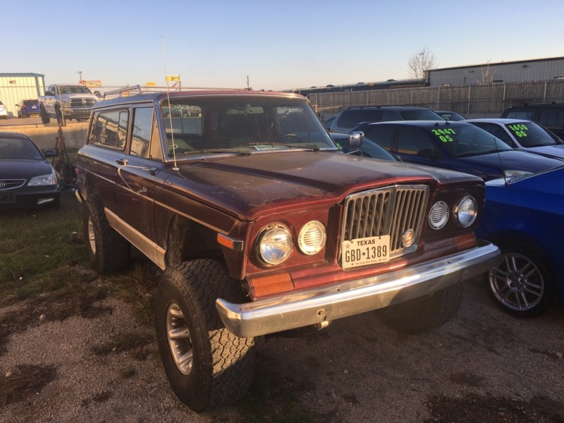1983 jeep cherokee 4wd 1983 jeep cherokee car for sale in killeen tx 4116609377 used cars. Black Bedroom Furniture Sets. Home Design Ideas