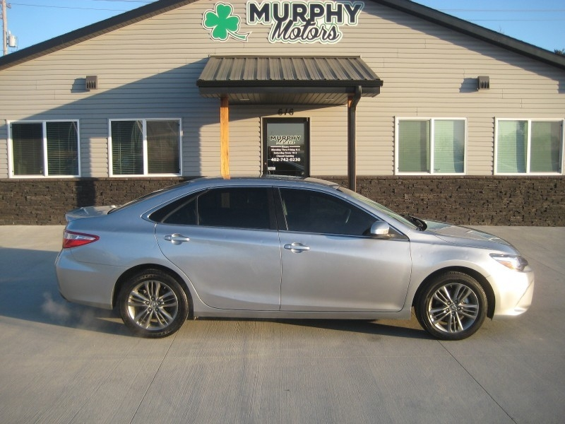 2016 toyota camry se cars - lincoln, ne at geebo