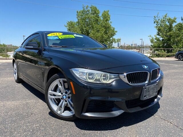 2014 bmw 4 series 435i xdrive awd 2dr coupe cars - denver, co at geebo