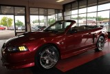 Ford Mustang GT Convertible 5 Speed Manual 2004