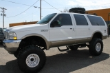 Ford Excursion 7.3 Diesel Lifted! 2002