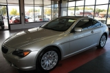 BMW 6 Series 645Ci Coupe Automatic 2005