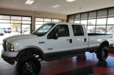 Ford F-350 Lariat Lifted! 2005