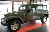 Jeep Wrangler Unlimited X! 2009