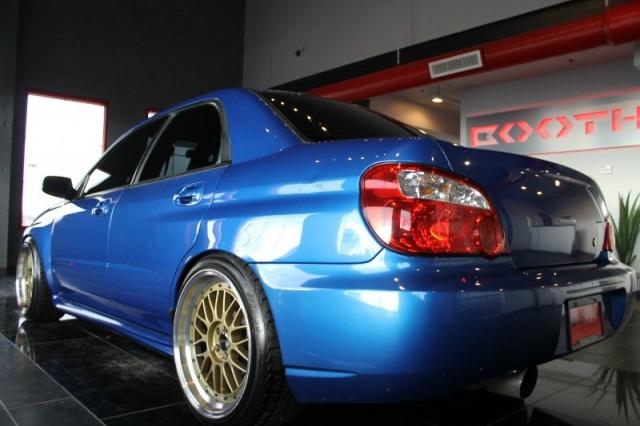2004 Subaru Impreza Wrx Sti 600 Hp 2 5 Wrx Sti W Gold