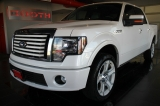 Ford F-150 Crew Cab Lariat Limited! 2011