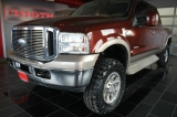 Ford F-250 Crew Cab King Ranch Lifted! 2007