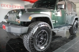 Jeep Wrangler Unlimited Lifted 6 Speed 2011
