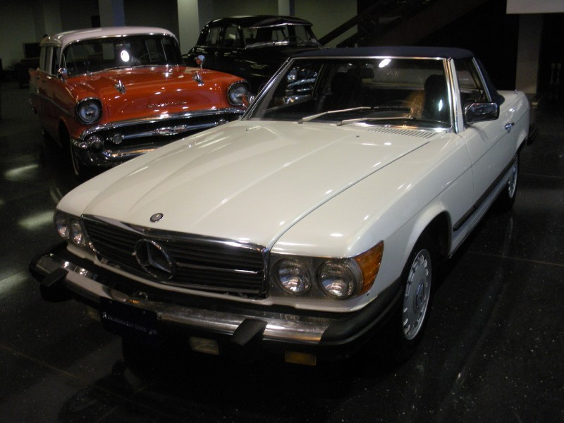 1983 mercedes benz 380sl white 1983 mercedes benz 380sl for Mercedes benz dallas for sale