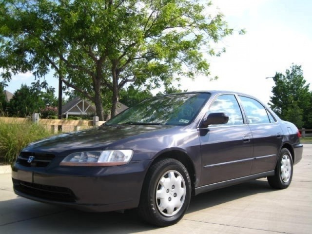 1998 Honda Accord  LX