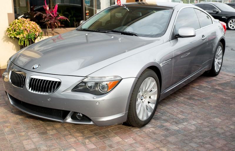 BMW 6 Series 2004
