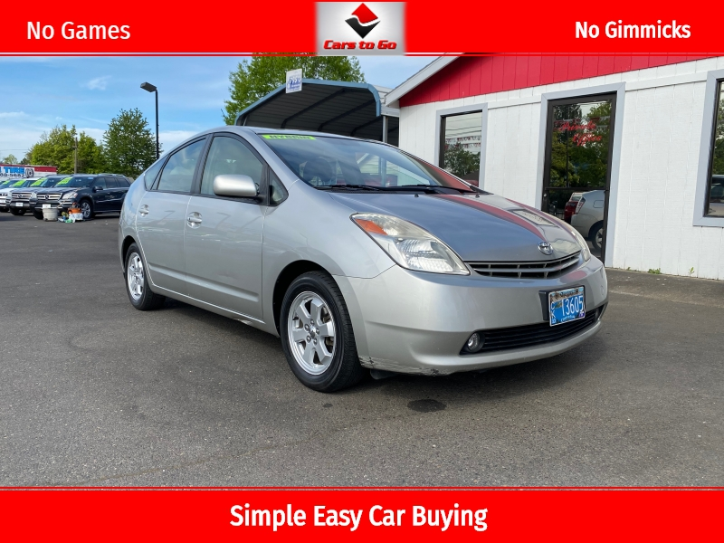 2005 toyota prius hatchback 4d cars - portland, or at geebo