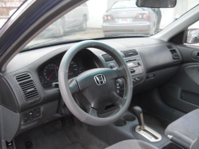 Honda Civic EX sedan 2001