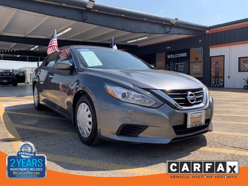 2018 nissan altima 2.5 s cars - houston, tx at geebo