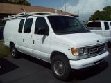 Ford Econoline Cargo Van 2002